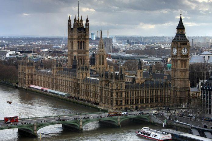 westminster, London, Britain