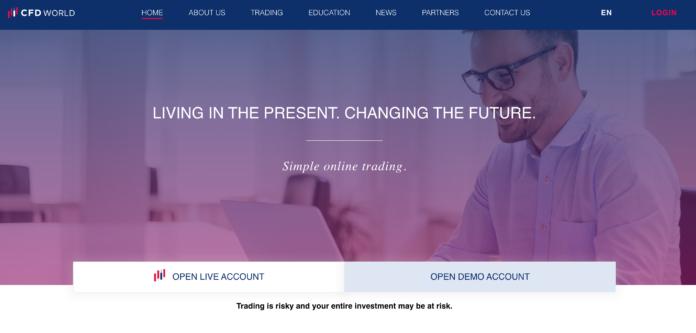 CFD homepage
