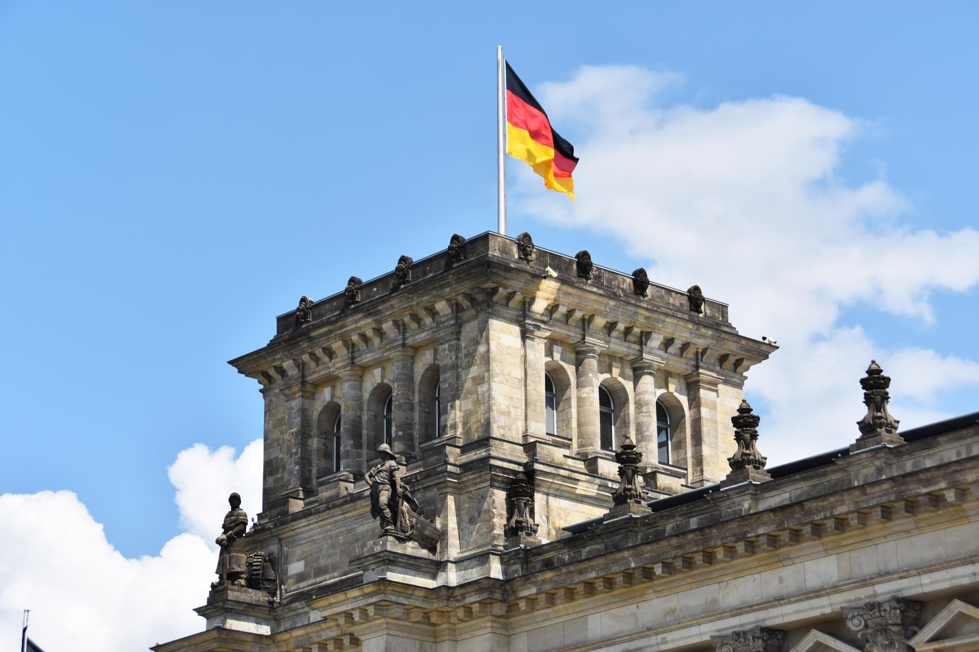 falling in low german