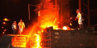 steel, manufactury, factory, industry