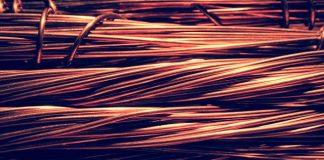 copper production