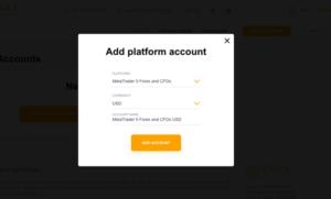 platform account