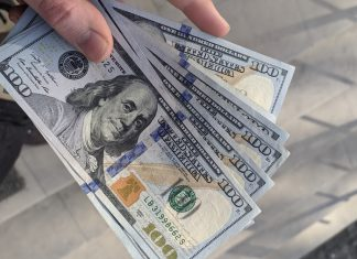 dolar, dollar, money