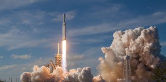 rocket, space