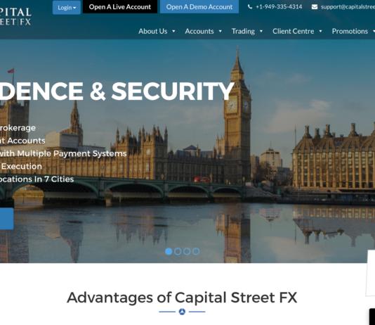 Capital Street FX