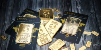 Goldman Sachs raises target price for gold