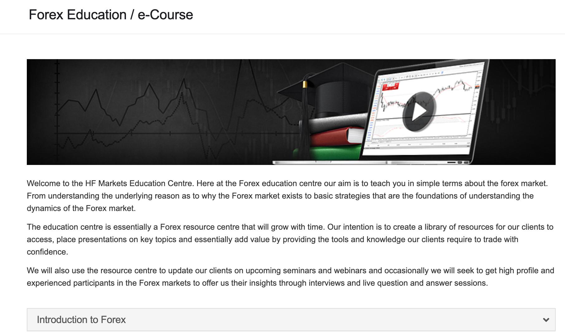 HF education