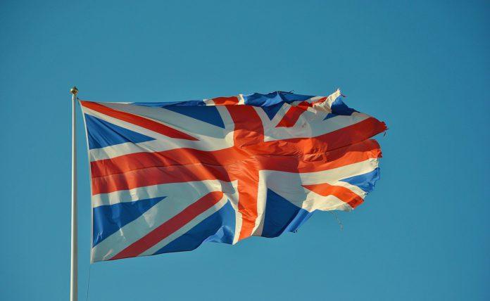 british flag, england, uk