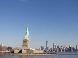 new york, statue of liberty, usa