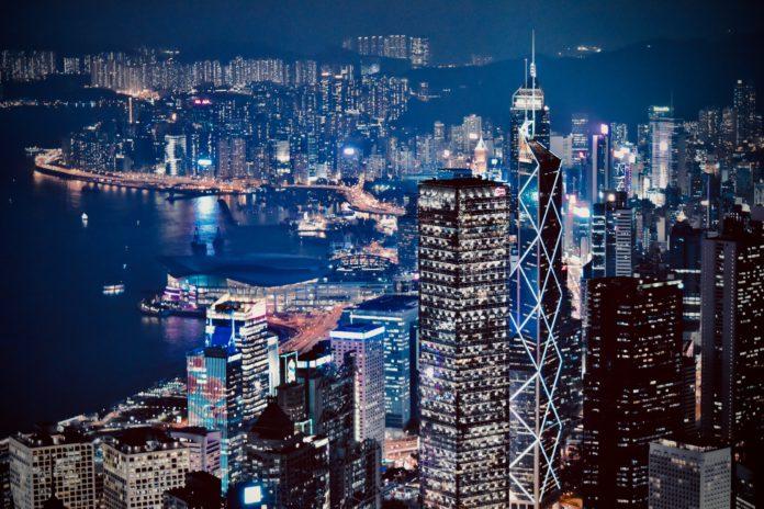 hongkong, asian city, asia