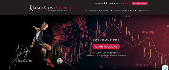 blackstone futures