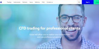 ozios homepage