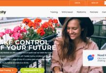 veracity markets homepage