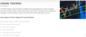 veracity markets online trading