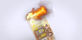 high inflation, euro